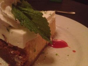 Sullivan's lemon meringue pie