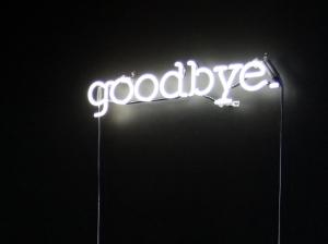 Goodbye art credit to Michael Phelan Art