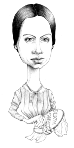 Emily Dickinson by Gareth Southwell