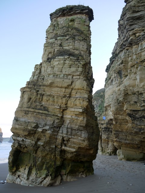 'Lot's_Wife'_sea-stack,_Marsden_Bay_-_geograph.org.uk_-_1637633