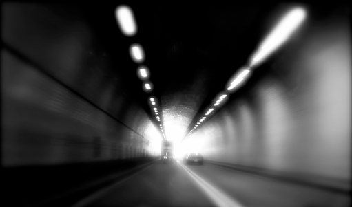Tunnel Vision by Kate Mereand-Sinha